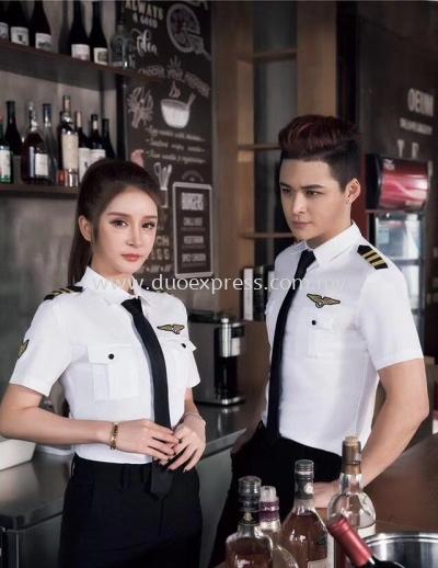 Cafe's-Restaurant-Bar-Bistro-Club Uniform
