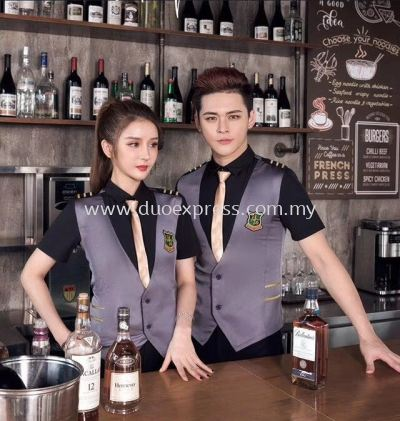 Cafe's-Restaurant-Bar-Bistro-Club Uniform