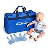 PM-PB001B  Pacti-Baby Manikin Single with Bag