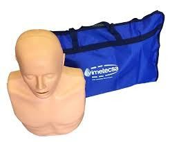 PM-MP-001BAD Pract-Man Advance CPR Manikin  with Carry bag
