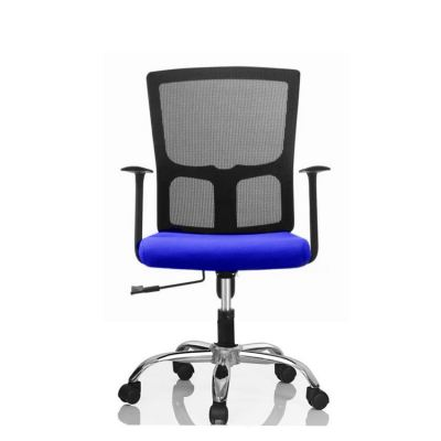 Stylish POSH High Mesh Back Office Chair (Blue)