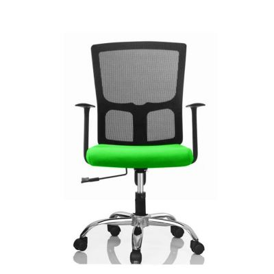 Stylish POSH High Mesh Back Office Chair (Green)