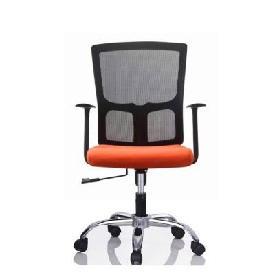 Stylish POSH High Mesh Back Office Chair (Orange)