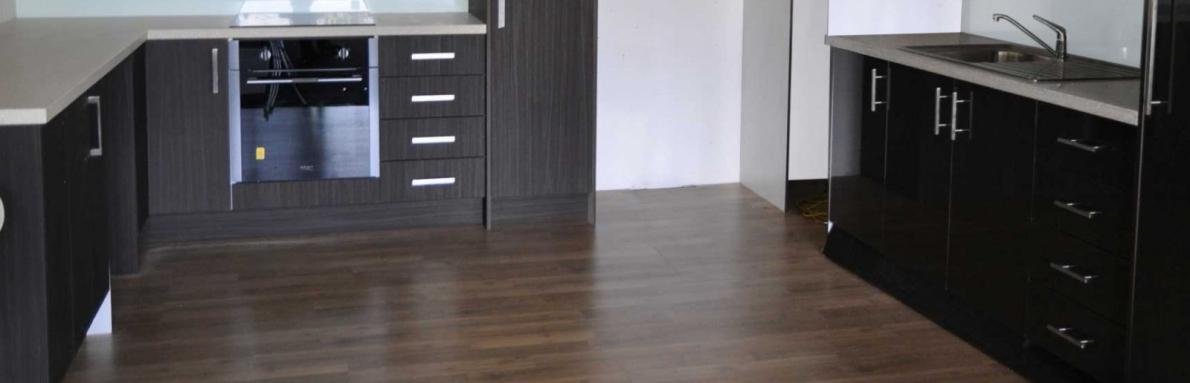 Johor Bahru aluminium kitchen cabinet