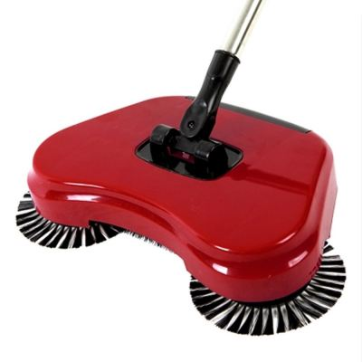 Home Smart One Push Wireless Auto Sweeper (Red)