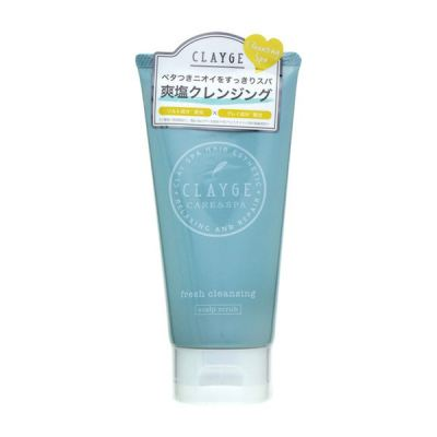 CLAYGE Fresh Cleansing (Scalp Scrub)