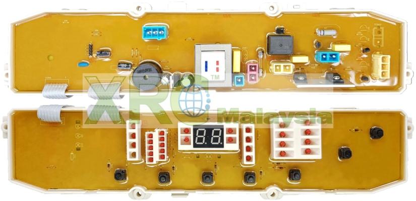 WF-CL850 LG WASHING MACHINE CPU PCB BOARD