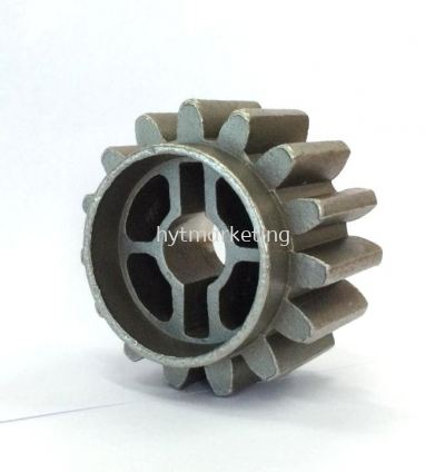 Steel DC Pinion (Gear)