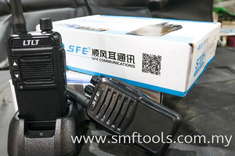 SFE/LTLT Walkie Talkie COMMUNICATION EQUIPMENT