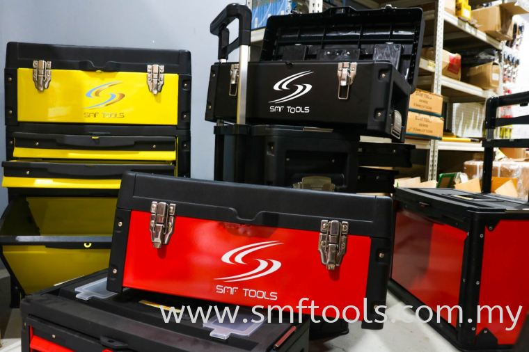 SMFTOOLS 3IN1 Multi Function Toolbox TOOL BOX