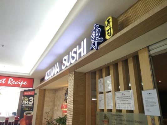 AZUMA SUSHI SUNGAI PETANI