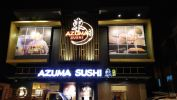 AZUMA SUSHI ICON CITY AZUMA SUSHI ICON CITY SUSHI CORPORATE SIGN