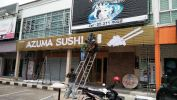 AZUMA SUSHI IPOH AZUMA SUSHI IPOH SUSHI CORPORATE SIGN