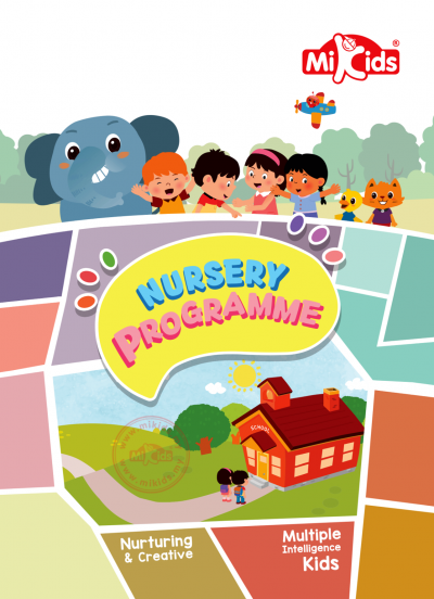 Mikids Nursery Programme (3years old)