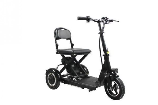 PORTABLE SCOOTER FOR ELDERLY THREE WHEEL