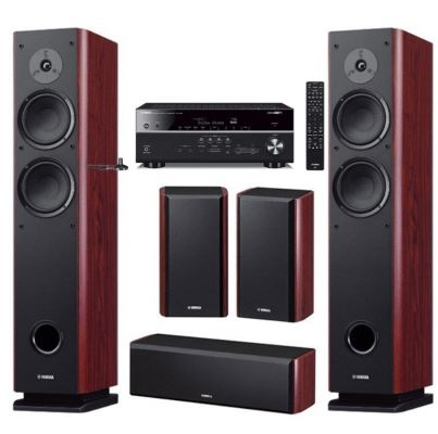 YHT685SPK160RW Home Theatre Package