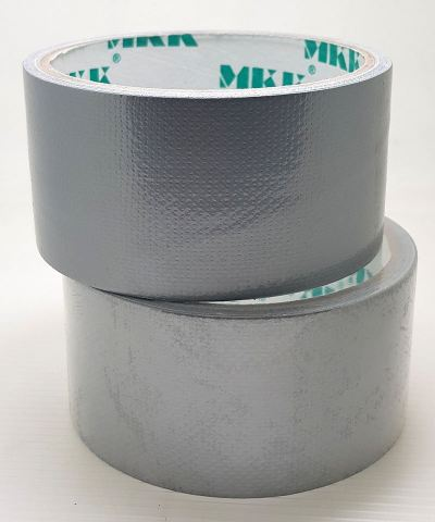 "2"" CLOTH TAPE SILVER -00403F"