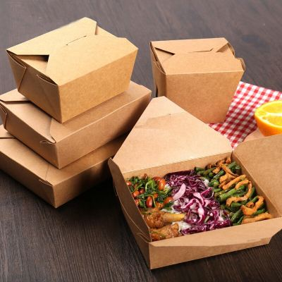 Paper Lunch Box