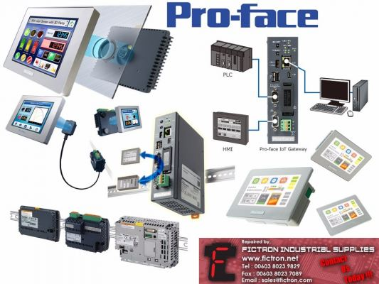 CA1-EXCBL/D25-01 CA1EXCBL/D2501 PROFACE REPAIR IN MALAYSIA 1YEAR WARRANTY