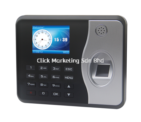 WEMAX Standalone Fingerprint Time Clock WE-68