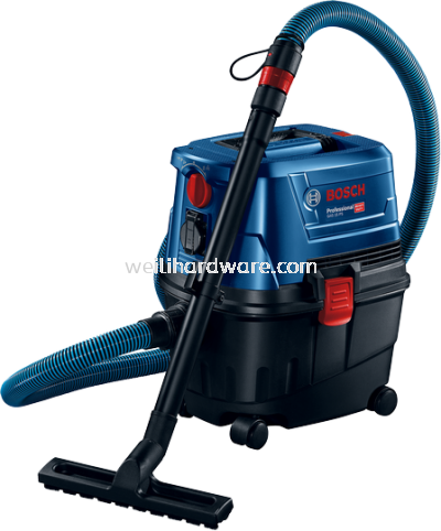 GAS15PS BOSCH WET & DRY VACUUM CLEANER 1100W