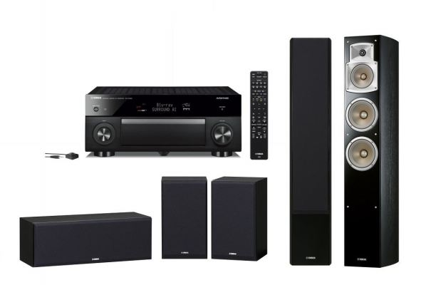 DHT1080SPK350B Home Theatre Package