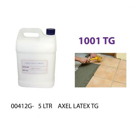 5 LTR    AXEL LATEX TG -- 00412G