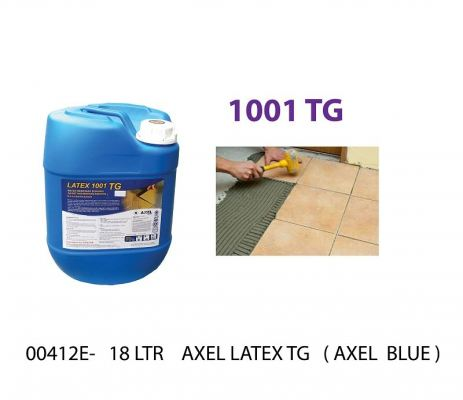 18 LTR    AXEL LATEX TG     ( AXEL  BLUE )- 00412E