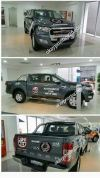 Vehicle Wrapping Signboard (Truck 4x4) Truck 4X4 Vehicle Wrapping Signboard