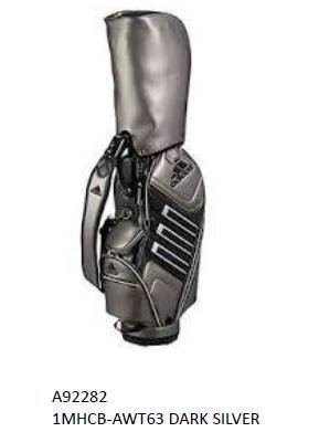 Adidas Caddie Cart Bag TMAG Dark Silver Series 2019