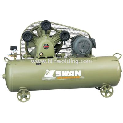 Swan Air Compressor 8Bar, 10HP, 850rpm, 1151L/min, 250kg SWU-310