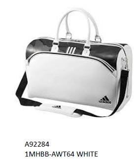 Adidas White Boston Bag Series 2019