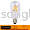 LED EDISON BULB-4W-ST64 LED Edison Bulb BULB / MENTOL