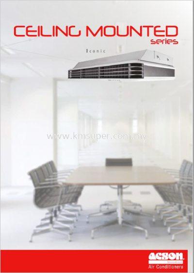 ACSON R410A CEILING EXPOSED