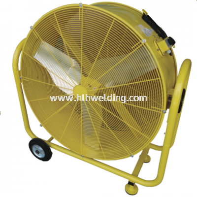 VITOLI Drum Circular Blower 900mm, 650W, 850rpm HVF-90