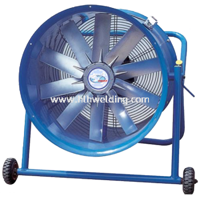 "Swan Portable Ventilator Fan 24"" 1100W 192m3/min 1400rpm SHT-60"