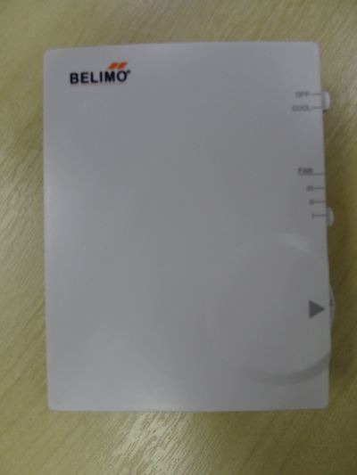 BELIMO CFU-M211 MECHANICAL THERMOSTAT (3-FAN, EXTERNAL SENSOR, 2-PIPE) (10��C TO 30��C) (AC220-240V)