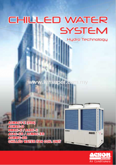ACSON CHILLED WATER SYSTEM