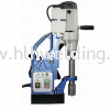 Wind Speed Magnetic Drill 1850W 750rpm 18-60mm 23kg WS-6000M Magnetic Drilling Machine