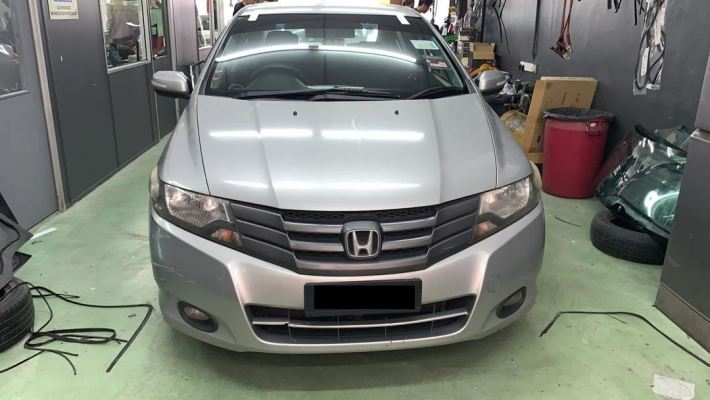 HONDA CITY 2PS