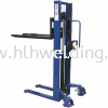 DYNA-Z Manual Stacker 1ton Load, 1600Lifting Height, 200kg CYSD1 Hydraulic Stacker Pallet Truck & Trolley
