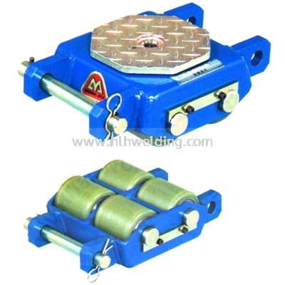 Masada Speed Roller with Steel Body Urethane Roller 5ton MUW-5S
