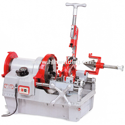 "REX Pipe Threading Machine 1/2""-4"", 3Speed, 1000W, 123kg N100A"