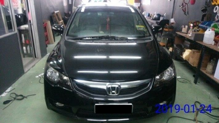 HONDA CIVIC UH 2009'