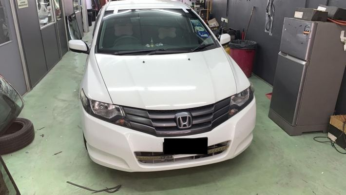 HONDA CITY 2PS 2011'