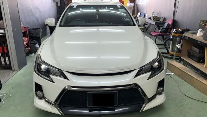 TOYOTA MARK X GRX120
