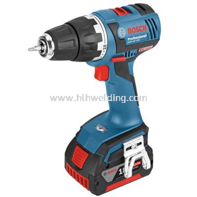 Bosch Cordless Drill 50Nm, 18V, 1700rpm, 2kg GSR18V-EC(Solo)