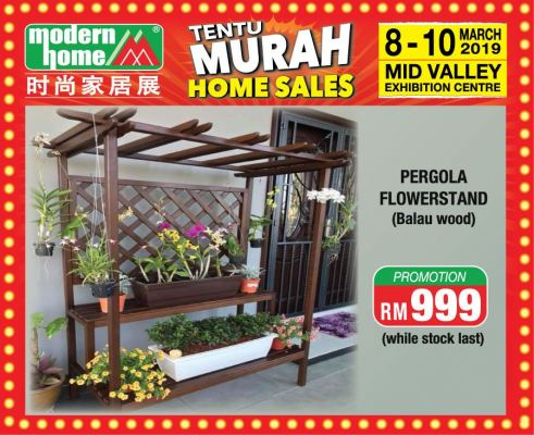 Modern Home Fair (43rd Edition)