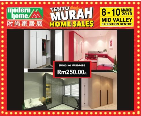 Modern Home Fair (43rd Edition)