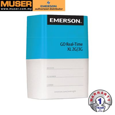 Emerson GO Real-Time XL Tracker